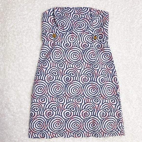 Vineyard Vines Dresses & Skirts - Vineyard Vines Strapless Starfish Dress 6